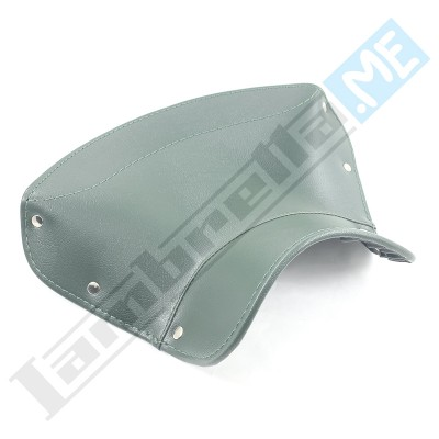 Copertina anteriore o posteriore verde