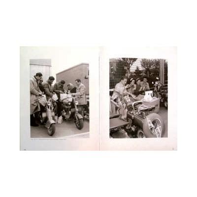 Libro LAMBRETTA DUE RUOTE DI FELICITA' (Italiano ) - 356 Pagine e oltre 500 Foto