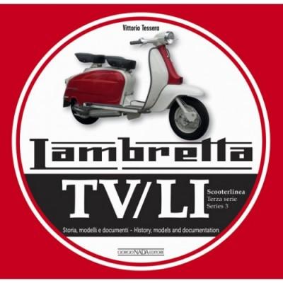 Libro Lambretta LI-TV 3° serie - 120 pagine