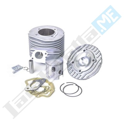 Kit cilindro/testa/pistone Casa185cc LI-S-SX-DL