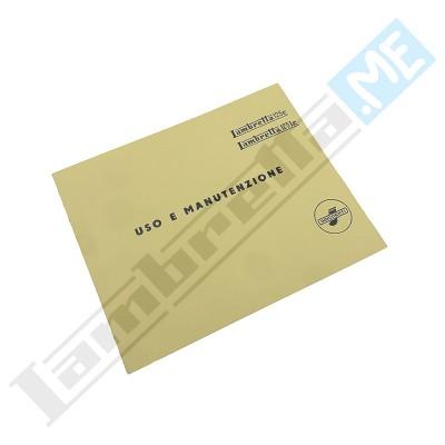 Libretto Uso e Manutenzione 125 C-LC