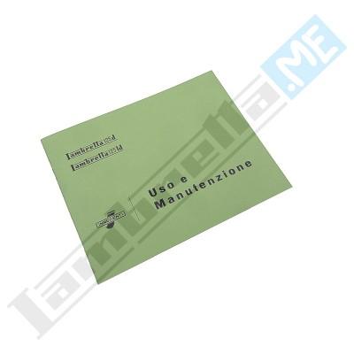 Libretto Uso e Manutenzione 125 D-LD