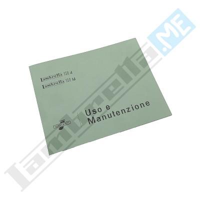 Libretto Uso e Manutenzione 150 D-LD