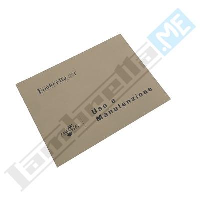 Libretto Uso e Manutenzione 125 F