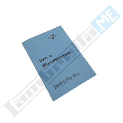 Libretto Uso e Manutenzione 150 LI I serie
