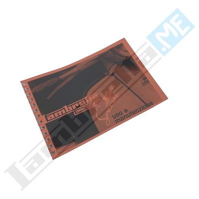 Libretto Uso e Manutenzione 150 SX