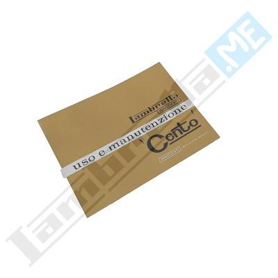 Libretto Uso e Manutenzione J100