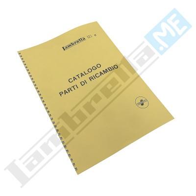 Catalogo Parti di Ricambio 125 C