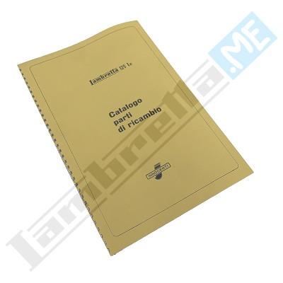 Catalogo Parti di Ricambio 125 LC