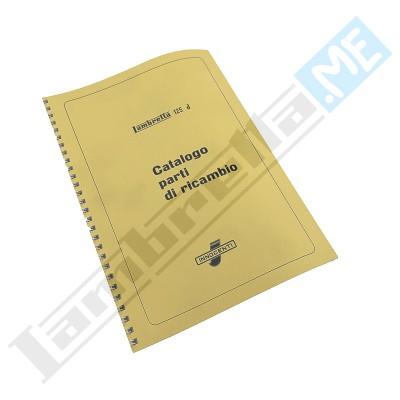 Catalogo Parti di Ricambio 125 D