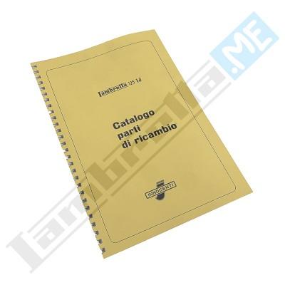 Catalogo Parti di Ricambio 125 LD