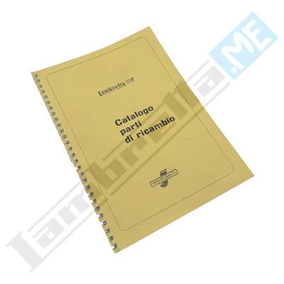 Catalogo Parti di Ricambio 125 F