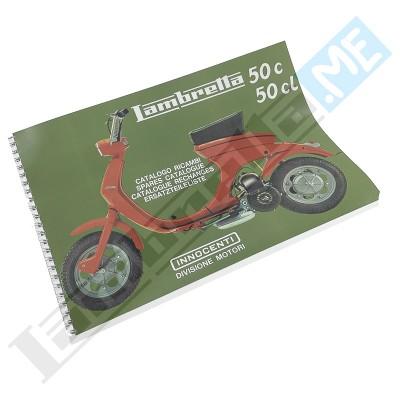 Catalogo Parti di Ricambio Lui 50-75