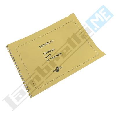 Catalogo Parti di Ricambio 125-150 LI I serie
