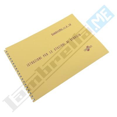 Manuale di Officina 125 D-LD