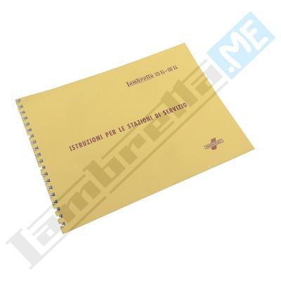 Manuale di Officina 125-150 LI I serie