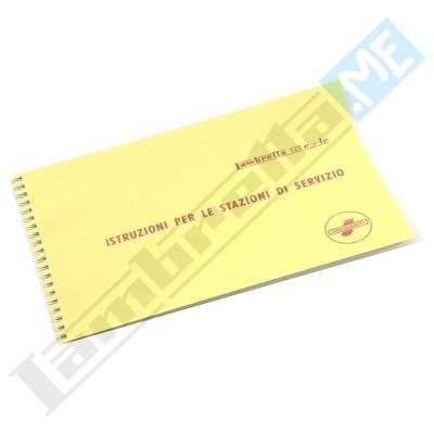 Manuale di Officina 125 C-LC