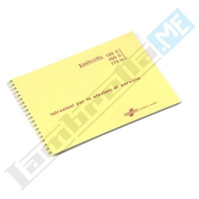Manuale di Officina LI-TV II serie con aggiornamento per LI-TV III serie