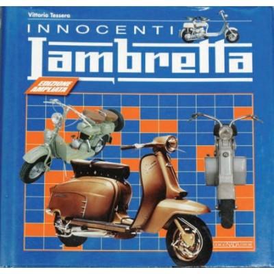 Libro INNOCENTI LAMBRETTA CON MANUALE DI RESTAURI (Italiano) - 296 Pagine