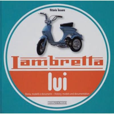 Libro Lambretta LUI - 120 pagine