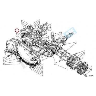 Carter motore 200cc