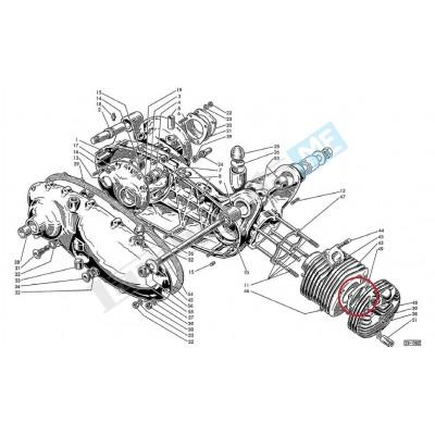 Guarnizione Testa 150cc