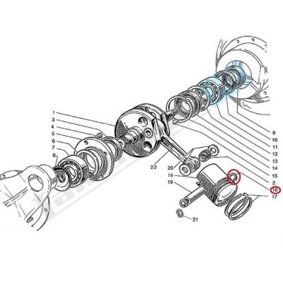 Anello elastico (seeger)