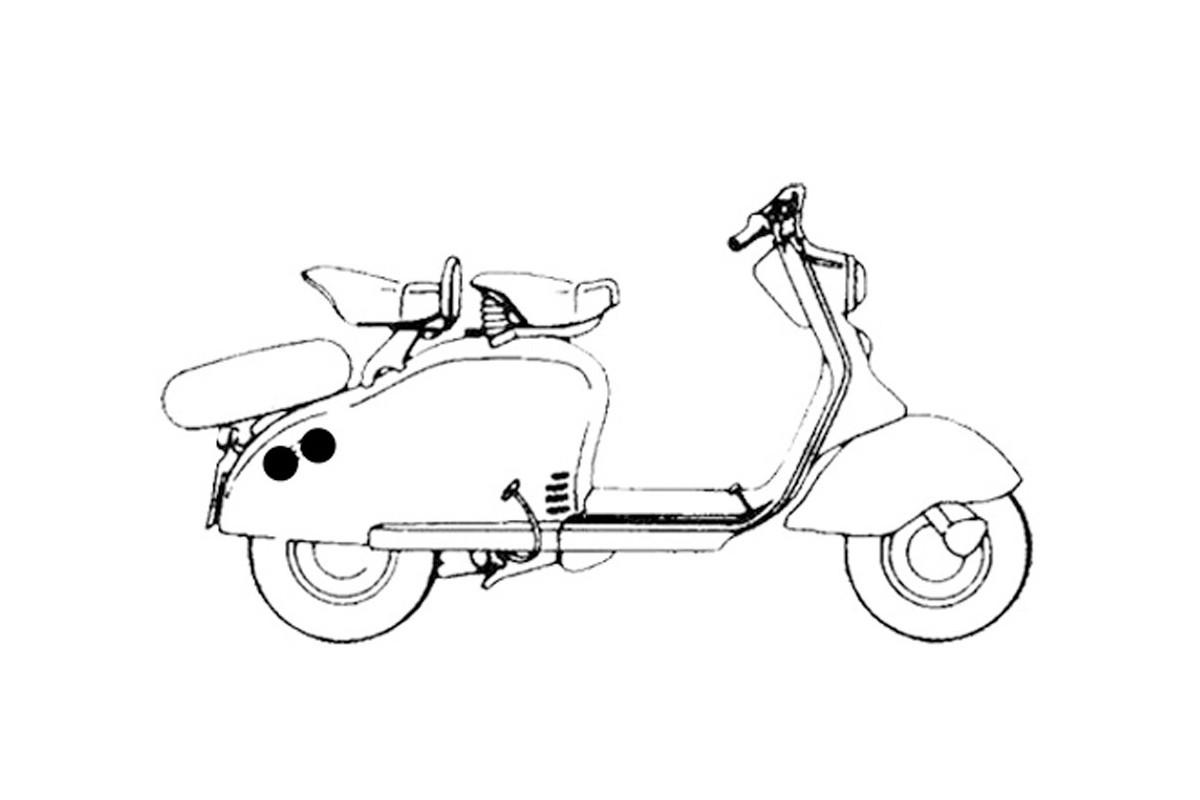 LC 125 - prima versione