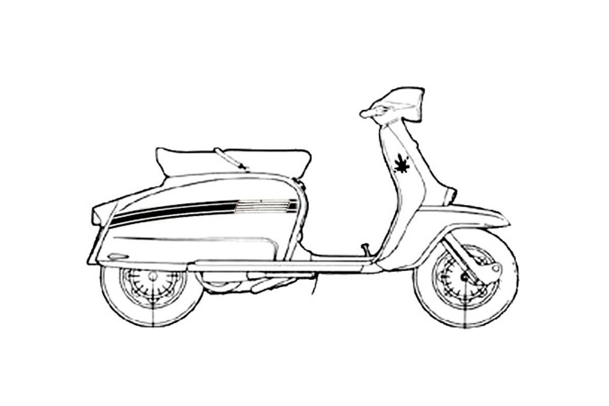 DL 200 - prima versione