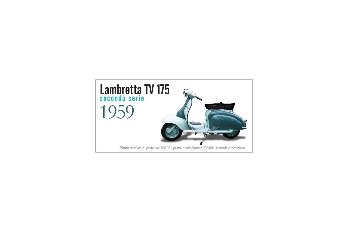 175 TV II serie