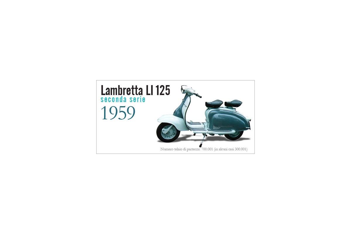 125 LI II serie
