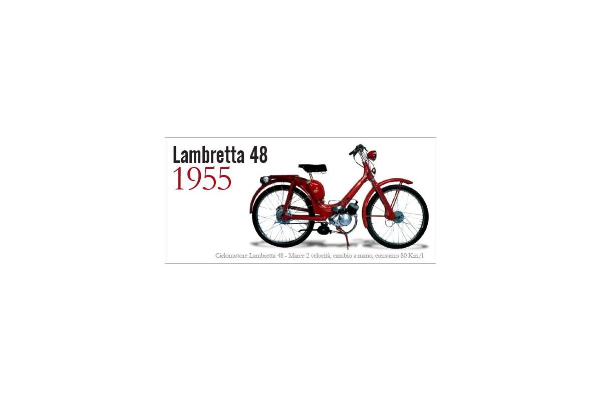 48 Ciclomotore