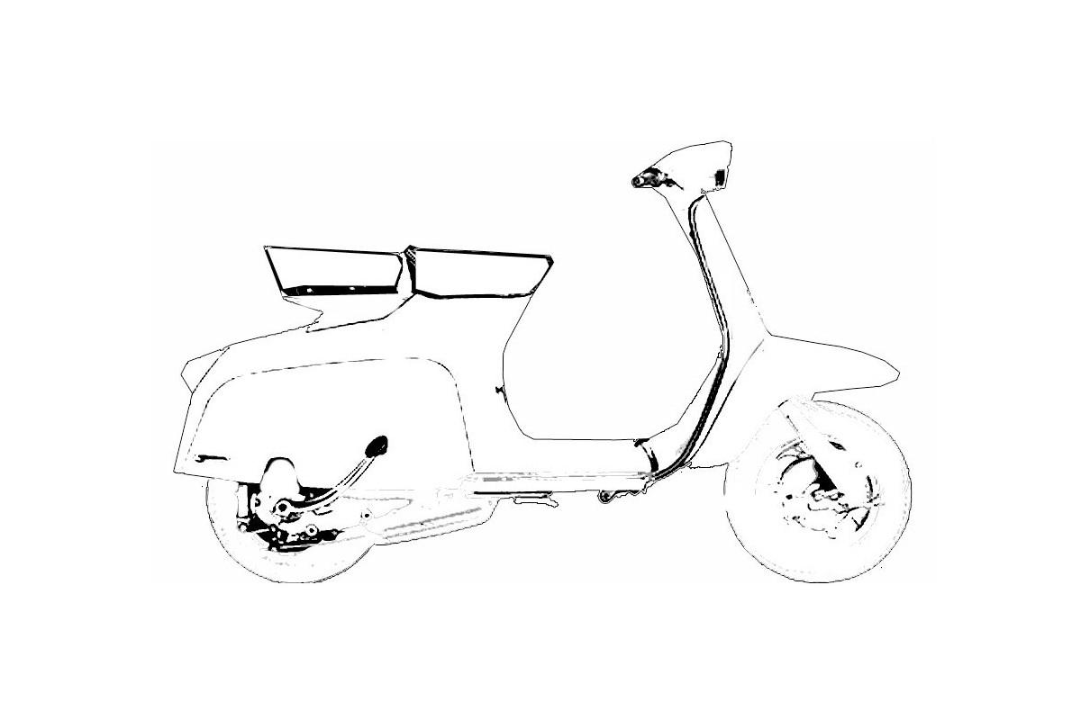J 125 - prima versione