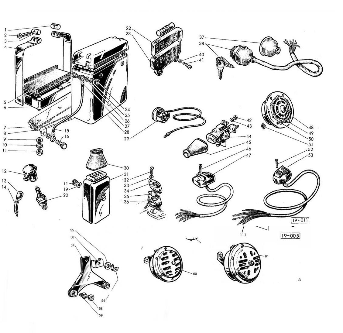 Apparecchiature Elettriche (Tav.11)
