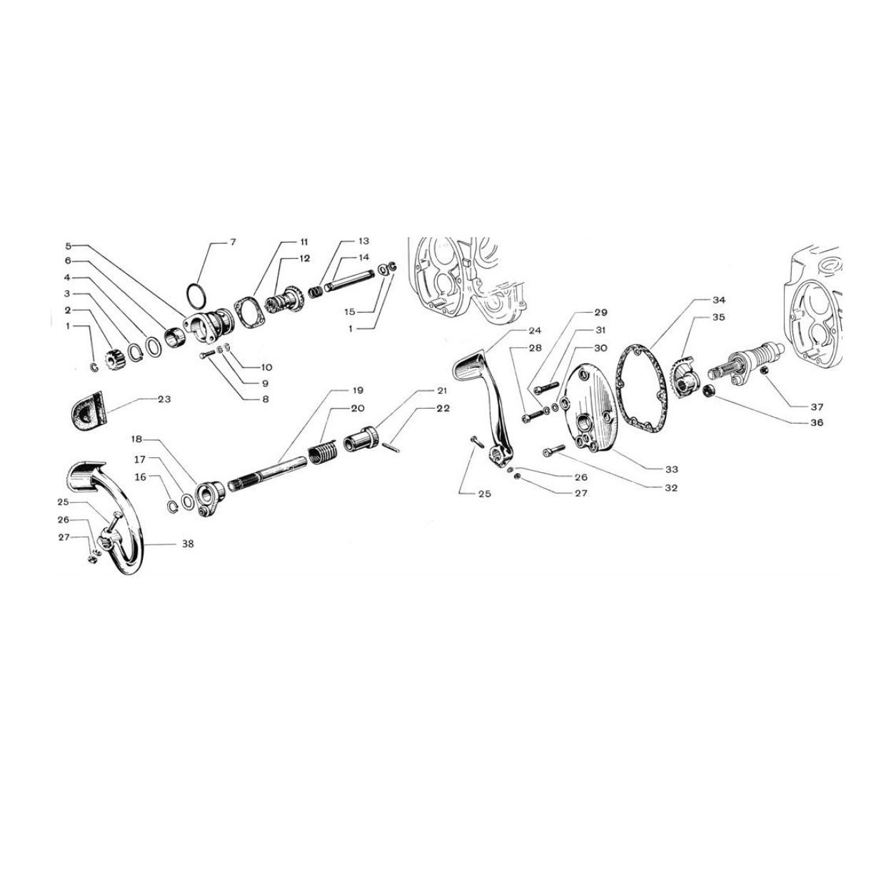 Avviamento motore (Tav.3)